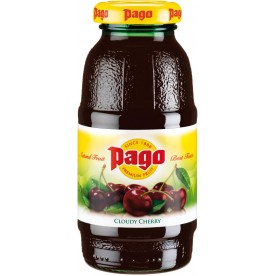 PAGO - Třešeň 0,2 l - balení 24 ks
