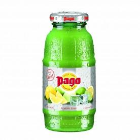 PAGO - Citron/Limeta 0,2 l - balení 24 ks