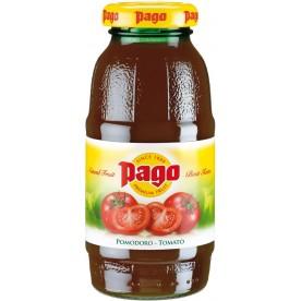 PAGO - Rajčatová Šťáva 0,2 l - balení 24 ks