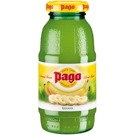 PAGO - Banán 0,2 l