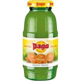 PAGO - Pomeranč  0,2 l - balení 24 ks