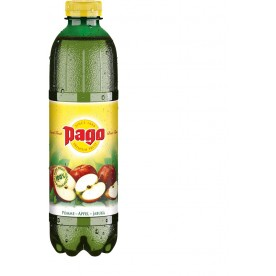 PAGO - Jablko PET 1 l - balení 6 ks