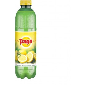 PAGO - Grapefruit PET 1 l - balení 6 ks
