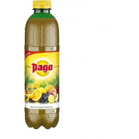 PAGO - Multivitamin PET 1 l
