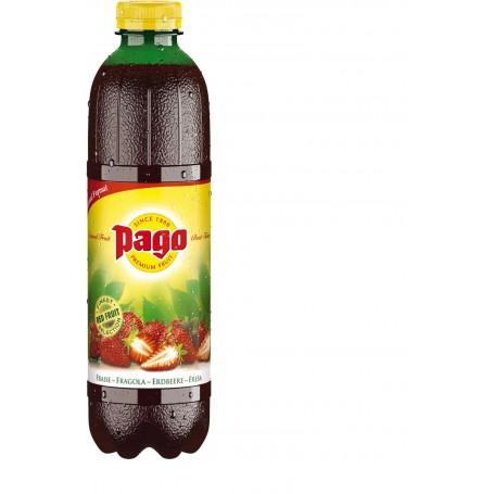 PAGO - Jahoda PET 1 l