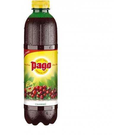 PAGO - Brusinka PET 1 l