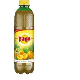 PAGO - Meruňka PET 1 l - balení 6 ks