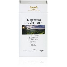 White Collection Darj. Summer Gold, 100 g