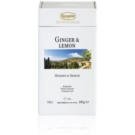 White Collection Ginger and Lemon, 100 g