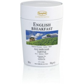 White Collection English Breakfast, 50 g