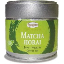 BIO Matcha čaj HORAI 30 g, Ronnefeldt