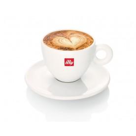 illy šálek cappuccino s podšálkem, 170 ml