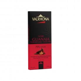 Valrhona GUANAJA s kousky kakaových bobů 70 %, 85 g