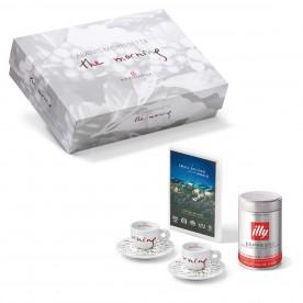 illy ALANIS MORISSETTE, 2x espresso šálek, káva a DVD