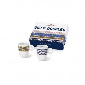illy GILLO DORFLES, 2x hrníček 250 ml
