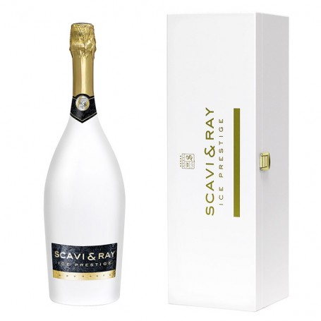 SCAVI & RAY Ice Prestige Spumante 1,5 l - dárkové balení