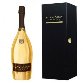 SCAVI & RAY Prosecco Spumante Gold 1,5 l - dárkové balení