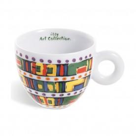 illy GILLO DORFLES šálek na cappuccino II.a