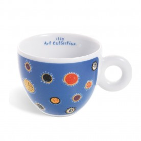illy GILLO DORFLES šálek na cappuccino II.b