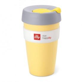 KeepCup termohrnek illy, žlutý