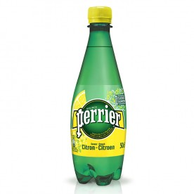 Perrier Lemon 0,5 l PET - balení 24 ks