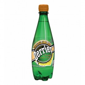 Perrier Orange/Lemon 0,5 l PET - balení 24 ks