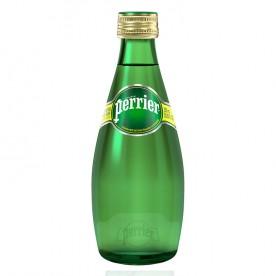 Perrier 0,33 l sklo - balení 24 ks
