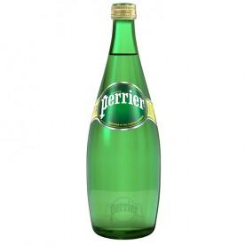 Perrier 0,75 l sklo - balení 12 ks
