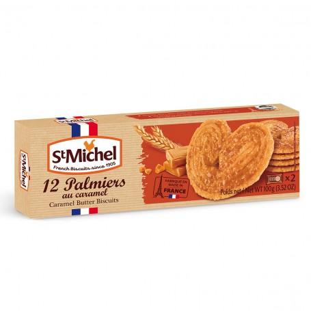St. Michel Palmiers au caramel 100 g