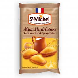 St. Michel Mini madeleines 250 g