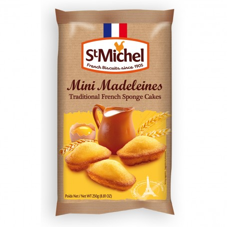 St. Michel Mini madeleines 175 g
