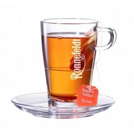 Ronnefeldt sklenice s talířkem 320 ml