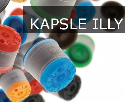 Kapsle illy
